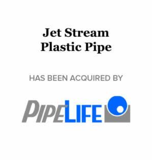 Jet Stream Plastic Pipe