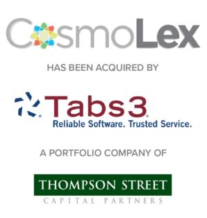 CosmoLex Cloud